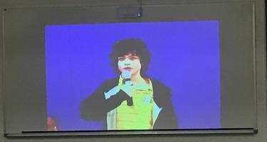 Photo of student winner